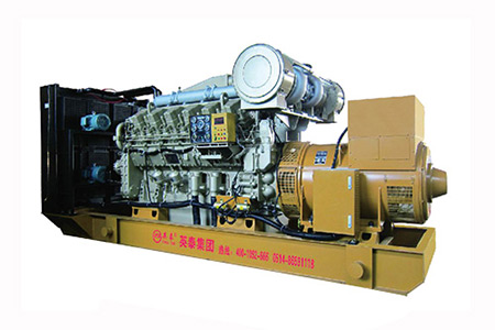 Current status and development trend of generator set industry